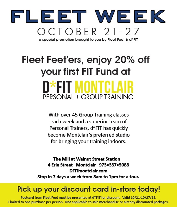 Fleet Week Promotion